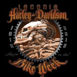 Del Swanson Laconia Bike Week